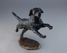 Mark Hopkins Bronze Sculpture The Labrador