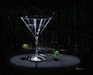 Godard Martini Art Limited Edition Giclee on Canvas Matrix Martini (G)