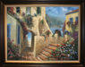 Limited Edition Giclee on Canvas Steps by the Bay