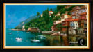 Eugene Segal Limited Edition Giclee on Canvas On the Lake