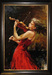 Artist Andrew Limited Edition Giclee on Canvas The Passion of Music