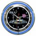 Godard Martini Art Clock Neon Clock -  Pocket Rockets