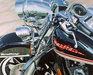 Scott Jacobs Limited Edition Giclee on Canvas Road King