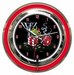 Godard Martini Art Clock Neon Clock -  Sitting on 7s
