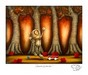 Fabio Napoleoni Limited Edition Giclee on Paper Surrounded By Your Love (Itty Bitty Print)