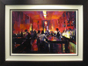 Michael Flohr Original Oil on Canvas The Perfect Hour - (Framed) Original