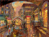 Limited Edition Giclee on Canvas Venice Evening