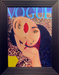 James Gill Original Acrylic on Canvas Vogue Cover