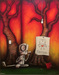 Fabio Napoleoni Limited Edition Giclee on Canvas You I Will Never Forget (SN)