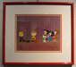Peanuts Art Limited Edition Hand-Painted Cel A Charlie Brown Christmas