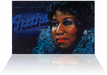 Stephen Holland Limited Edition Giclee on Canvas Aretha Franklin