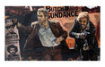 Stephen Holland Limited Edition Giclee on Canvas Butch and Sundance