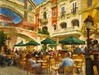 Eugene Segal Limited Edition Giclee on Canvas Cafe in the Plaza