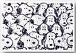Peanuts Art Limited Edition Lithograph Crashing the Party (AP)