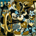 Steamboat Willie Art Limited Edition Giclee on Canvas Of Mice and Music