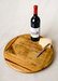 Brad Evans Furniture Wine Crate Lazy Susan - Silver Oak Winery