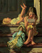 Byerley Art Limited Edition Giclee on Canvas The Love Letter