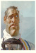 Sebastian Kruger Art Limited Edition Giclee on Paper Paul Newman