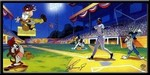 Sports Memorabilia Limited Edition Hand-Painted Cel Junior's League - Ken Griffey Jr.