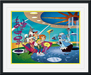 The Jetsons Art Limited Edition Hand-Painted Cel The Jetsons Photo Opportunity