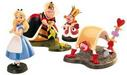 Classics Collection Alice, Queen of Hearts, King of Hearts and Card Painter