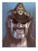 Sebastian Kruger Art Limited Edition Giclee on Paper Smiling Like A Killer