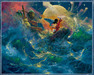 Limited Edition Giclee on Canvas Sorcerer Symphony
